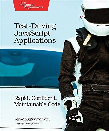 Test-Driving JavaScript Applications: Rapid