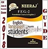 #2: FEG2-Foundation Course in English-2 (IGNOU help book for FEG-2 in English Medium)