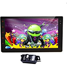 "Automotive Pure Android 4.2 Dual In-Dash Core Tablet de 7 ""pulgadas Todos t¨¢ctil de coches 2DIN v¨ªdeo Doble 2Din 3G Wifi de coches Navegaci¨®n GPS de la PC Ninguno DVD RDS BT Radio iPod SD CD C¨¢MARA MP3 USB / SD Auto Accesorios universal"