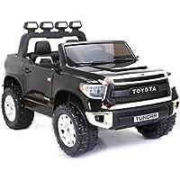 Toyota Tundra, Negro, producto BAJO LICENCIA, con mando a distancia 2.4Ghz ,