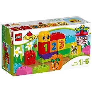 LEGO Duplo 10831 LEGO DUPLO My First - 10831 Il mio primo bruco  Multicolore