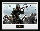 GB eye Ltd Call of Duty Stronghold, Shooter, Framed Poster 30x40cm, Various