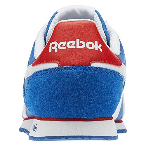 Rosso Sportive Scarpe Dash blu Uomo Reebok Reale Bianco Alperez Unleashed ZxTHq00X