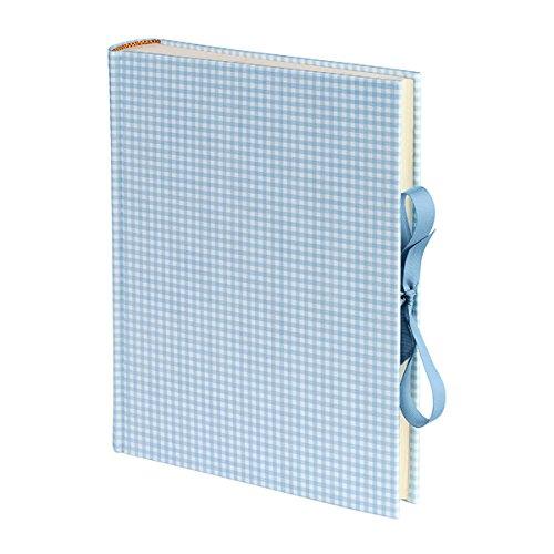 album-l-vichy-bleu-65-blatt-fotokarton-und-pergamin-zwischenblatter-einklebe-fotobuch-semikolon-qual