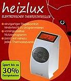 Heizkörper-Thermostat programmierbarer Heizkörperregler Design Elektronischer Thermostatregler