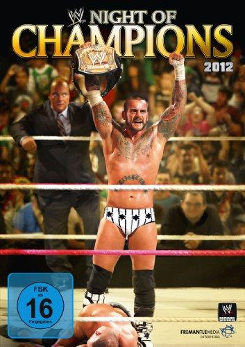 Night of Champions 2012 - Wwe Dvd-2012