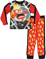 Disney Pixar Vice-Versa - Ensemble De Pyjamas - Garçon