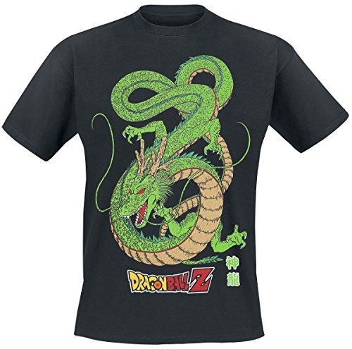Dragon Ball Z Shenron T-Shirt schwarz L