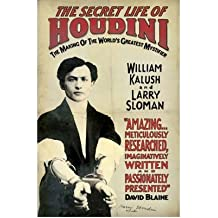 TheSecret Life of Houdini The Making of America's First Superhero by Sloman, Larry Ratso ( Author ) ON Aug-06-2007, Paperback