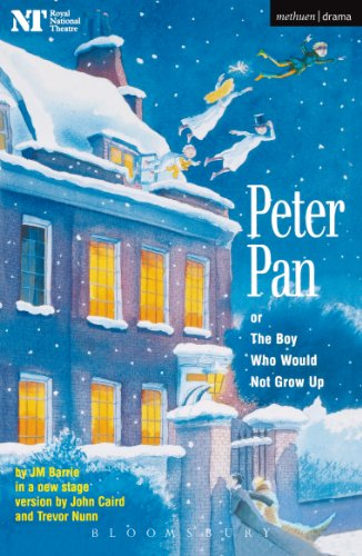 Peter Pan: Or The Boy Who Would Not Grow Up - A Fantasy in Five Acts (Modern Plays) (English Edition) por J.M. Barrie