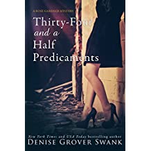 Thirty-Four and a Half Predicaments: Rose Gardner Mystery #7 (English Edition)