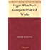 Edgar Allan Poe's Complete Poetical Works (English Edition)