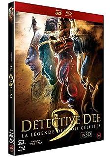 Detective Dee 3D [Combo Blu-ray 3D + Blu-ray + Copie digitale] (B07HGBDWHL)   Amazon Products