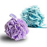 Best G2Plus shower - G2 Plus Fashion New Mesh Exfoliating Bath Sponge Review