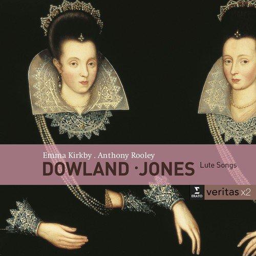 Dowland Jones the English Orpheus