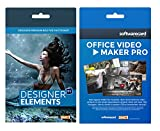 Office Video Maker PRO. Über 100 Vorlagen zum Editieren in MS Office, Libre oder Open Office. Inklusive Designer Ultimate Grafikpaket. Videos für Firmen, Privat und Produkte ohne weitere Software.