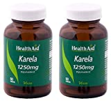 (2 Pack) - HealthAid - Karela Extract 1250mg | 60