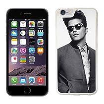 Bruno Mars Coque pour iPhone 6Coque rigide de protection (3) pour téléphone portable Apple I