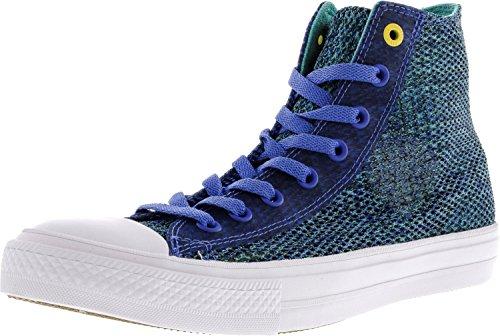 Converse CT II Hi, Sneakers Homme Oxygen Blue