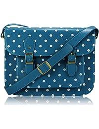Amazon.co.uk: Turquoise - Satchels / Women's Handbags: Shoes & Bags