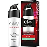 Olay Regenerist Moisturiser Daily Regenerating Serum Fragrance Free - 50 ml