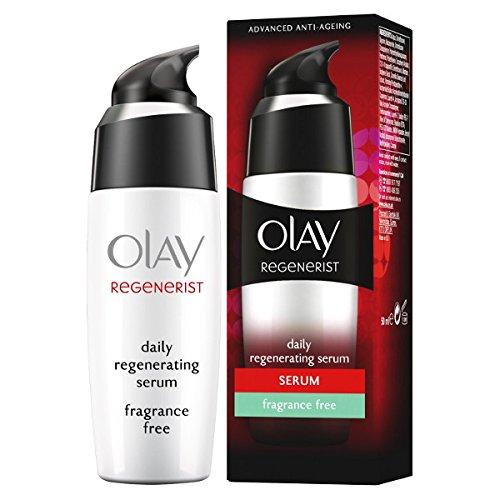 Olay Regenerist Serum Daily Regenerating Serum Fragrance Free 50 ml (Packaging Varies)