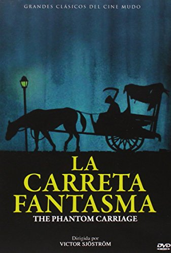 La Carreta Fantasma / The phantom Carriage [DVD] [ES Import]