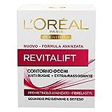 L'Oréal Paris Revitalift Crema Viso Contorno Occhi Anti-Rughe Giorno con Pro-Retinolo Avanzato, 15 ml