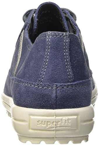 Superfit Siena, Baskets Basses Fille Bleu (moonlight 90)