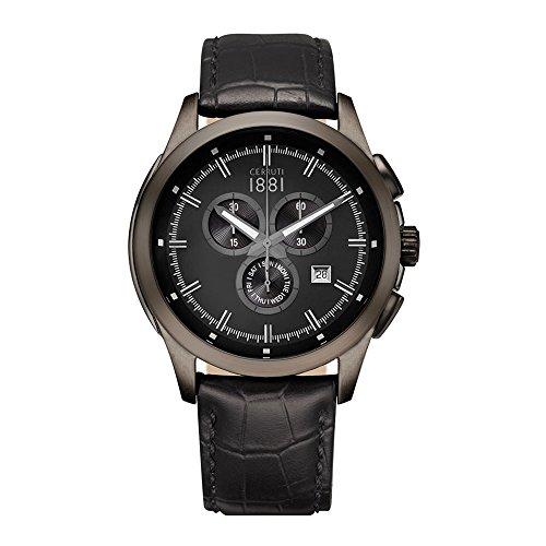Cerruti - Herren -Armbanduhr- CRA092G222G