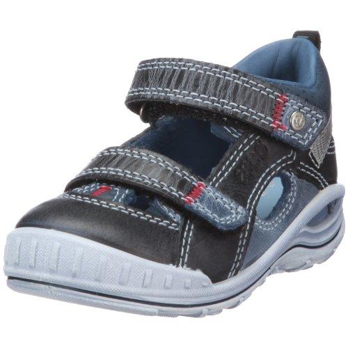 Ecco Kick Start 751511, Unisex - Kinder, Sandalen, Blau (Marine/Retro Blue 56573), EU 21