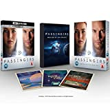 Passengers 4K Ultra HD Limited Edition Boxset With Script & Postcards Blu-ray Region Free