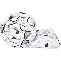 Wakefit Polyester 200 TC Reversible Comforter (White_Double)
