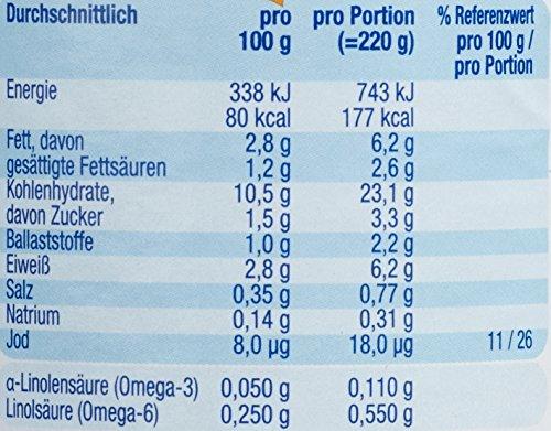 Alete Spätzle mit Gemüse und Käse Sauce, 6er Pack (6 x 220 g)