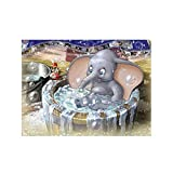 lzndeal 5D DIY Diamond Embroidery Painting Cross Stitch Mosaic Canvas Cute Elephant Picture Drawing Tool