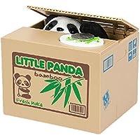 Itian Design cute panda volent l'argent boîte tirelire économiser médaille boîte tirelire
