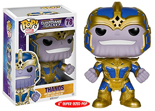Funko Pop Thanos 14CM (Guardianes de la Galaxia 78) Funko Pop Guardianes de la Galaxia