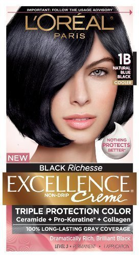 loreal-paris-excellence-richesse-hair-color-1b-natural-blue-black-pack-of-3-by-loreal-paris