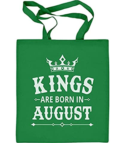 Geschenk für den Mann - Kings are born in August