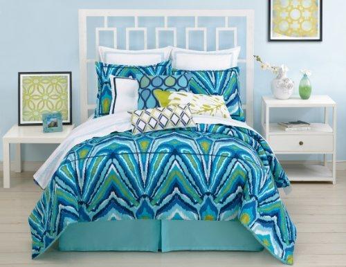 trina-turk-3-piece-blue-peacock-comforter-set-twin-blue-by-trina-turk-bedding
