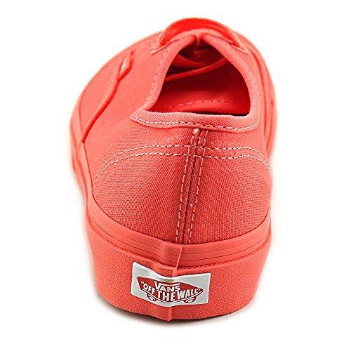 Vans Authentic VEE332D Sneaker, Unisex Adulto Fusion Coral Mono