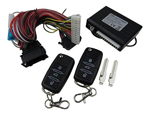 Funkfernbedienung 2 x Handsender Zentralverriegelung Fahrzeugspezifisch Plug&Play