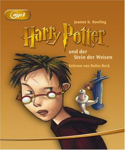Harry Potter 1 und der Stein der Weisen (MP3)