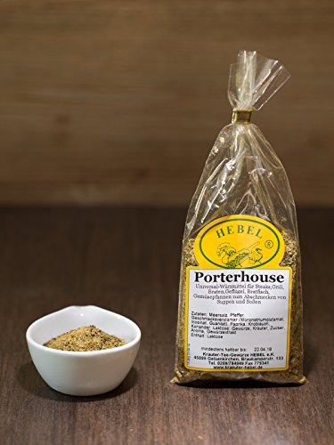 HEBEL ´s Porterhouse Gewürzzubereitung 100 g Universal-Würzmittel