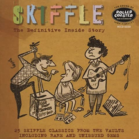 Skiffle: 25 Classics From The Vaults Including Rare and Unissued Gems