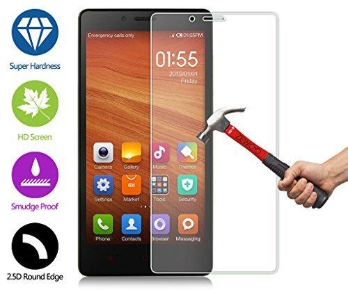ZeWoo Pellicola Protettiva in Vetro Temperato per Xiaomi Hongmi Note 4G LTE 9H *2.5D con spessore di 0,33 mm