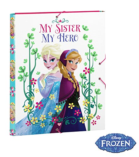 Unbekannt Document Portefeuille de voyage Frozen Elsa Anna Olaf
