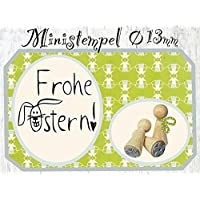 Stempel Frohe Ostern