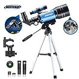 Aomekie Telescopios Astronomicos para Niños Principiante...