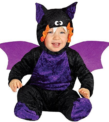 Frucht Vampir Fledermaus Süß Halloween Horror unheimlich Tier Karneval Kostüm Kleid Outfit 6-24 Months (Süße Vampir-outfits)